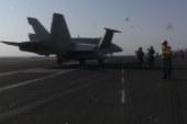 US attacks ISIS at Syria root