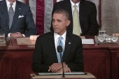 Obama salutes Team USA, pokes Putin