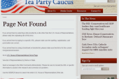 The amazing disappearing tea party