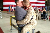 Marine in gay kiss photo: Breaking...