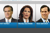 GOP hopefuls sign conservative marriage...
