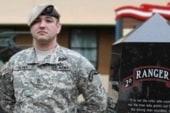 Sgt. Petry talks to NBC's Brian Williams