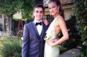 VS Angel takes teen to prom instead of Upton
