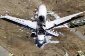 Eyewitness describes Boeing 777 crash...