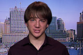 Teen invents new way of detecting...