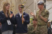 Prince Harry attends Warrior Games