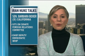 Boxer on Iran talks: 'We're not there yet'