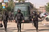 Violent clashes in Egypt on Jan. 25 anniv.