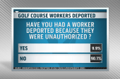 Could golf survive without immigrants?