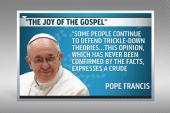 Pope Francis' manifesto