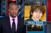 Trial date set for accused Boston bomber