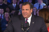 Chris Christie's charm offensive