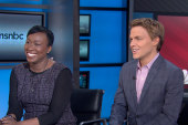 Joy Reid and Ronan Farrow join new lineup