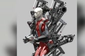 Could 'anti-robot' lead to future of sports?