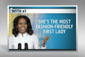 5 myths about Michelle Obama
