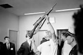 Fmr. Sheriff recalls finding Oswald's gun