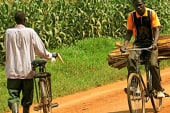 Using bicycles in the war against poverty