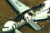 Officials: Some plane passengers...