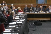 Senate cmte votes down chain of command...