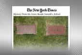 Man buys grave next to JFK killer, uses...