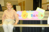 A cure for loneliness: The 'Buddy Bench'