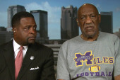 Cosby on race relations: 'The revolution...