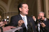 What is Cruz's role in the GOP civil war?