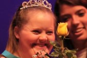 A pageant that builds self-confidence