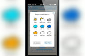 Mobile app allows users to report the weather