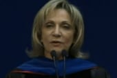 Andrea Mitchell to graduates: Love what...