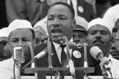 Biden rallies voting rights fight on MLK day