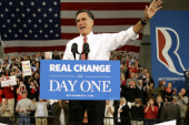 Should Obama have followed Romney's example?