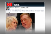 Will Donald Sterling sue the NBA?