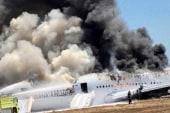 Plane survivor describes screaming,...