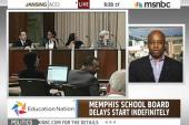 Memphis delays start of school year