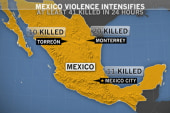 Dozens dead after outbreak of violence in...