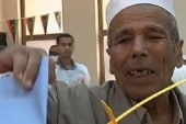 Libyans line up to vote