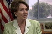 Pelosi: HIV, AIDS a 'life/death issue for me'