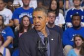Obama outlines higher education rating plan