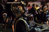Music a refuge for New Orleans' band kids