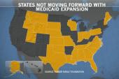 Some states don't take Medicaid expansion