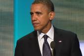 Obama announces initiative to combat human...