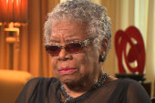 Dr. Maya Angelou on education