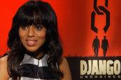 Kerry Washington: 'Django' is a modern...