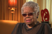 Remembering Maya Angelou's courage