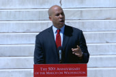 Booker: 'The hope still needs heroes'