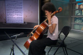 The 17 year old cellist taking the world...