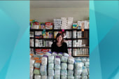 Providing diapers to low-income families
