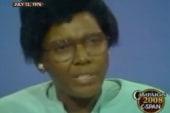 A reminder from Barbara Jordan's 1976 DNC...