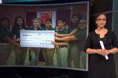 Kids make app for visually impaired